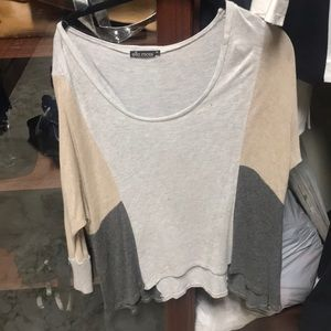 ella moss long sleeve top size xs